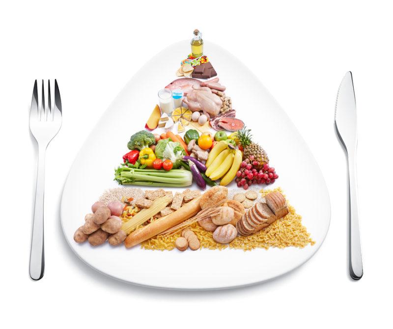Eine ausgewogene Ernährung ist die Basis für ein gesundes Leben