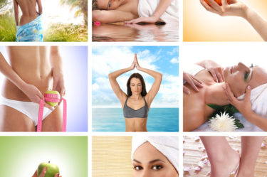 Wellness - ganzheitliche Erhohlung
