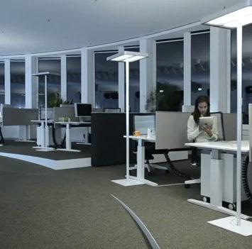 """""""Gesundes"""" Licht im Home-Office sorgt für mehr Wohlbefinden und Produktivität"""