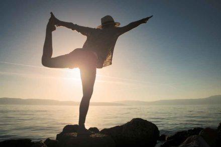 Yoga: Wellness für Körper und Seele