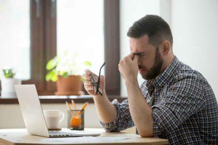 Stress und seine Auswirkung auf die Gesundheit